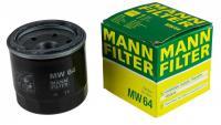 Фильтра масляные MANN Filter